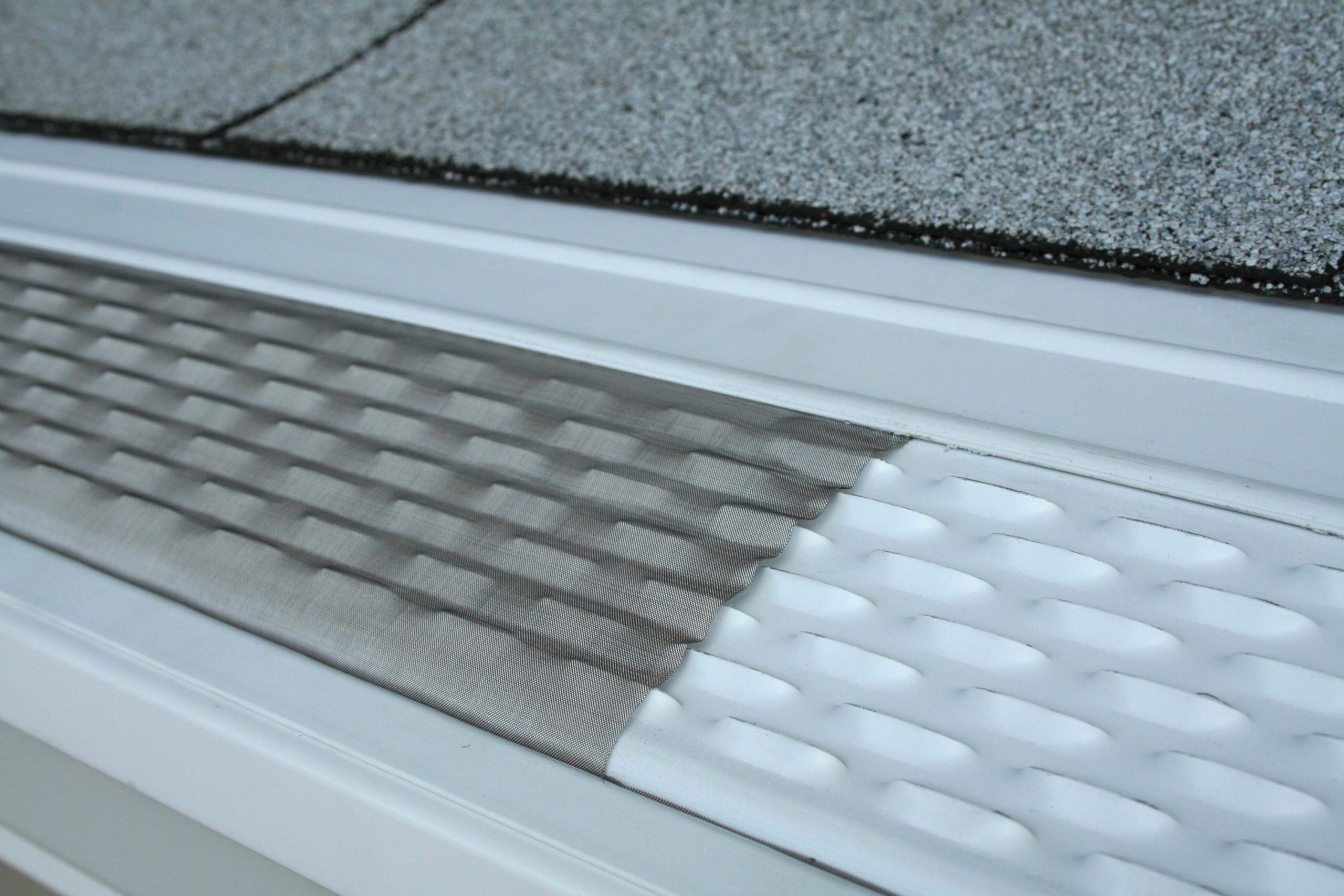 Screens for Gutters