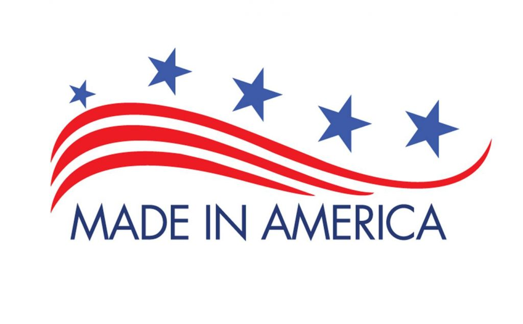 Gutter Helmet products are proudly made in America